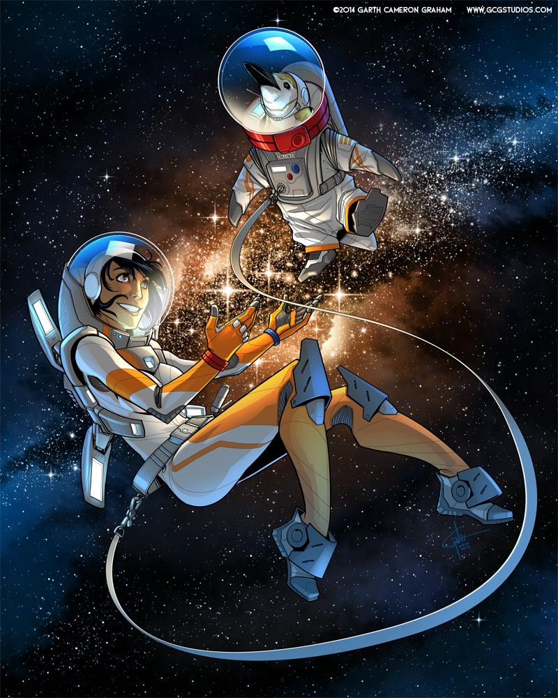 SpacePenguin
