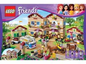 LEGO-Friends-Horse