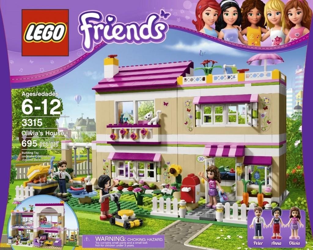 LEGOFriendsHouse