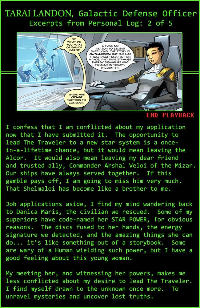 Landon Entry 2 Star Power