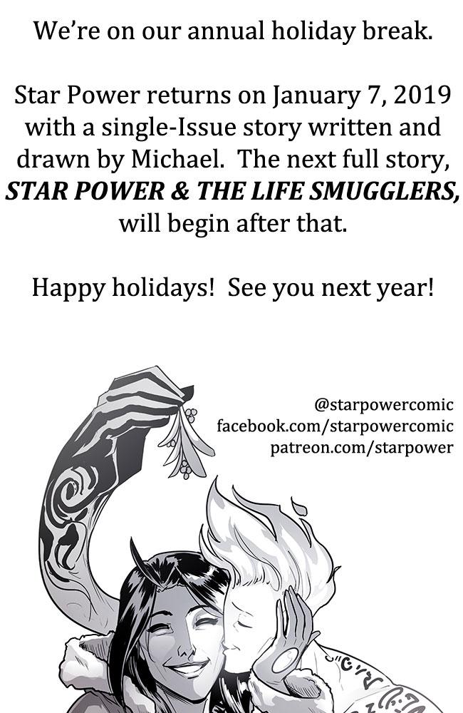 Annual Holiday Break