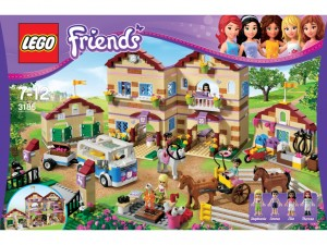 LEGO-Friends-Horse