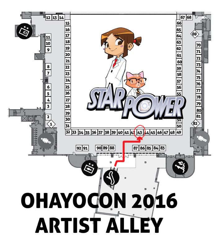 Ohayocon2016map