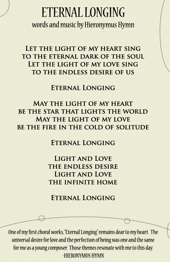 Eternal Longing