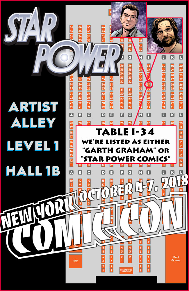 Star Power at NYCC