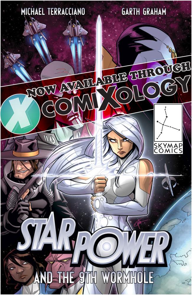 Now On ComiXology