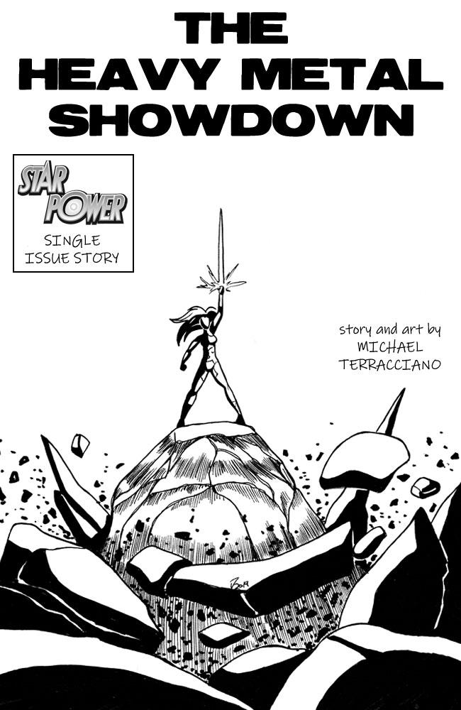 The Heavy Metal Showdown