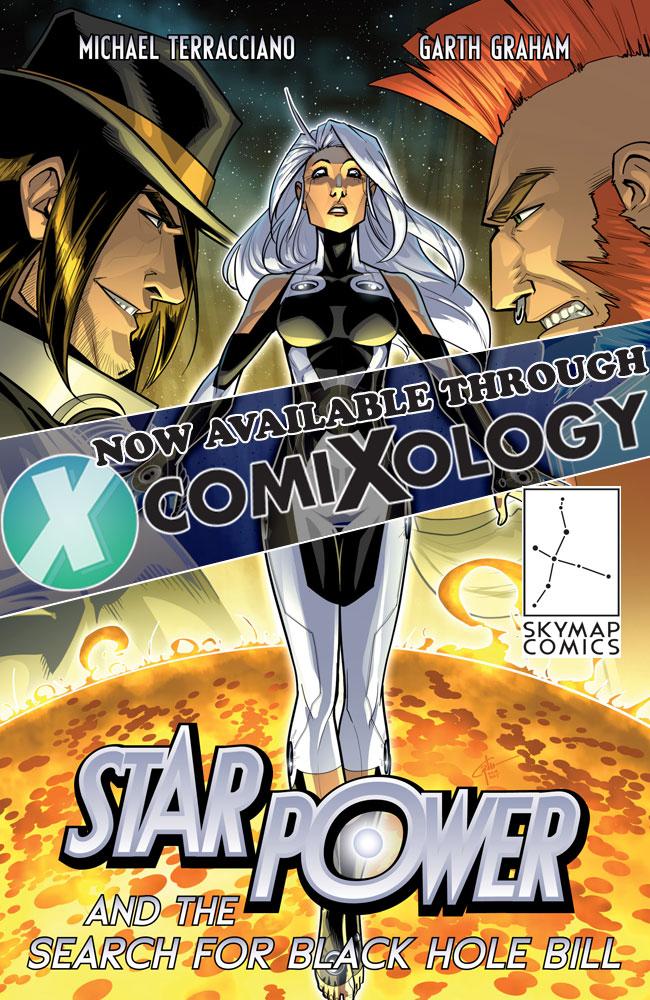 Book 2 on ComiXology