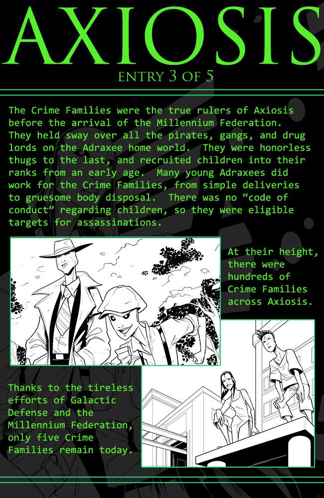 Axiosis, Part 3